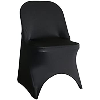 Amazon Com Linentablecloth Stretch Folding Chair Cover