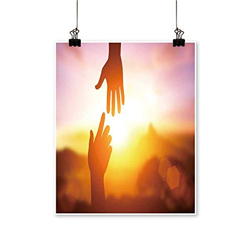 Single Painting Help Concept International Day Peace th k You for Your Support How Office Decorations,32