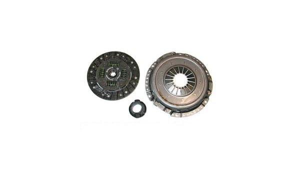 BMW E30 (82 - 86) Kit de embrague Disco placa Rodamientos Valeo fricción Rotor liberación E28: Amazon.es: Coche y moto