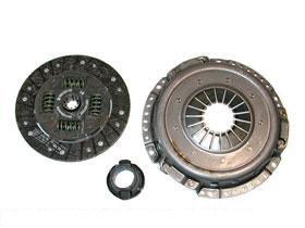 BMW E30 (82 – 86) Kit de embrague Disco placa Rodamientos Valeo fricción Rotor