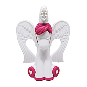 Baby Banana – Magical Unicorn Toothbrush , Training Teether Tooth Brush for Infant, Baby, and Toddler