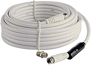 Win A Free McDuory Coaxial RG6 Cable with F-Male Connector (32FT)