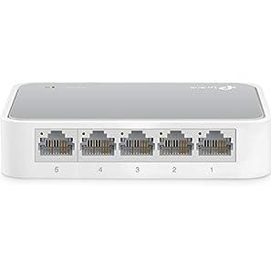 TP-Link 5 Port 10/100 Mbps Fast Ethernet Switch