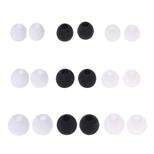 Price comparison product image 10 Pcs Earplug Protective Cover 4.0mm In-ear Earphone Case for Xiaomi AirDots Youth Version for Airdots Pro TWS