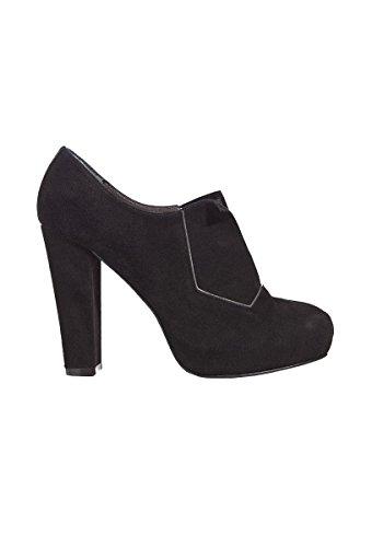 APART Damen-Schuhe Pumps Schwarz