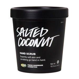Salted Coconut Hand Scrub 10.5 oz