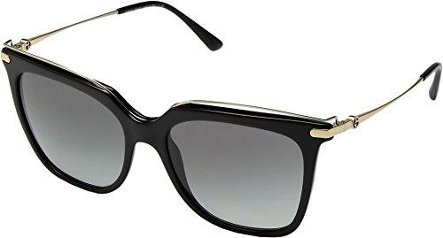 Giorgio Armani Women's 0AR8091 Black/Grey Gradient - Sunglasses Giorgio Armani