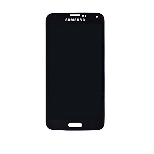 Touch Screen Digitizer and LCD for Samsung Galaxy S5 - Black by Group Vertical
