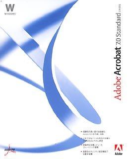 Adobe Acrobat 7.0 Standard 日本語版 Windows版 B0006U3AHE Parent