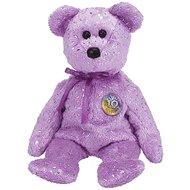 6fb2fe76605536 Amazon.com: Ty Beanie Baby - Decade The Bear (Purple Version): Toys ...