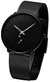 Crrju Fashion Mens Watches Top Brand Luxury Quartz Watch Men Casual Slim Mesh Steel Waterproof Sport Watch Relogio Masculino Buy Online At Best Price In Uae Amazon Ae