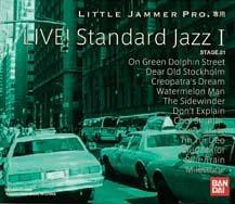 LITTLE JAMMER PRO. STAGE 専用別売ROMカートリッジ STAGE 01 01 「LIVE!Standard JazzI」 JazzI」 「LIVE!Standard JazzI」 B000FFOBAK, GRACIAS:3f29c92a --- ijpba.info