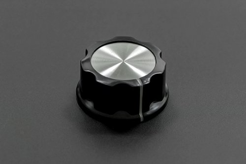 In ZIYUN,Bakelite AL Knob,Can be placed in any diameter of 6mm on the potentiometer rotation axis