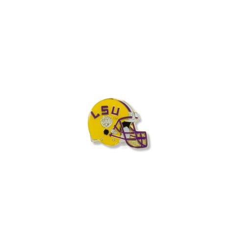NCAA LSU Tigers Helmet Pin (Lsu Tigers Pins)
