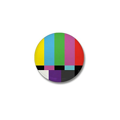 CafePress SMPTE Standard Definition Television Color Bars EG 1