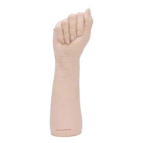 Belladonnas Bitch Fist 11 inch Flesh Dildo