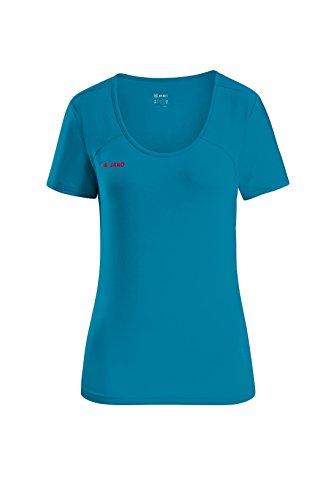 Jako T-Shirt Shape -6191-, Größe:36;Farbe:aqua