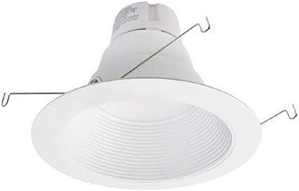 950 Lumens White, 4000K Elite RL631 6 LED Baffle Retrofit Kit