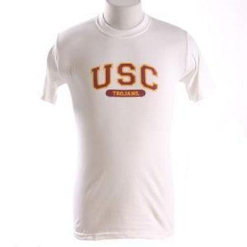 Usc Trojans T-shirt - Usc Arched Above
