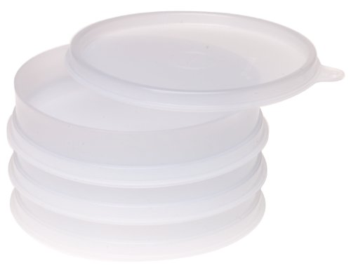 Tupperware Large Hamburger Freezer Set