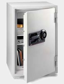 1-Hour Fireproof Key Lock Security Safe Height: 39.8''