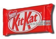 Kit Kat 4 Finger - 1