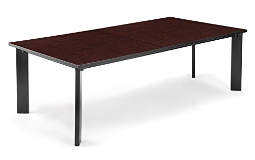 - OFM LIB4896-MHGY Library Table, 48