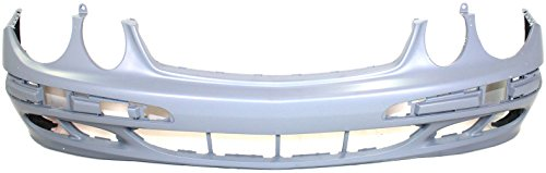(OE Replacement Mercedes-Benz E320 Front Bumper Cover (Partslink Number MB1000171))