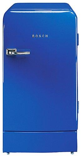 Kühlschrank in blau