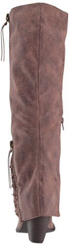 41IqyTGxfOL Not Rated Women's Sassy Classy Riding Boot, Brown, 10 M US