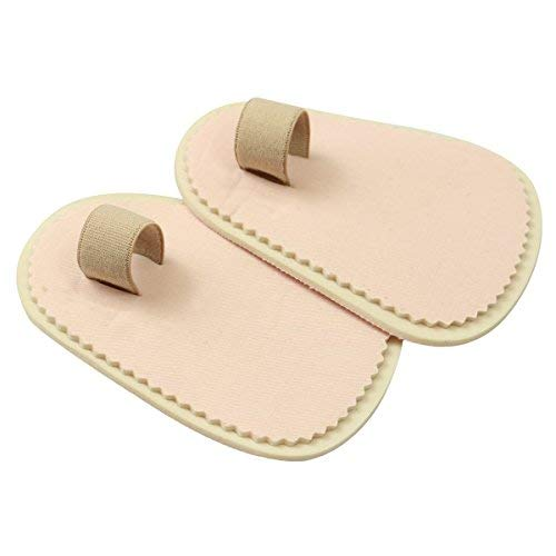 Budin Hammer Toe Splint, 1 Pair, Memory Foam, by Atlas Biomechanics