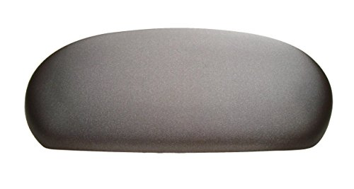 Spandex Fabric Cover for a lid Toilet Tank - Handmade in USA (Gray)
