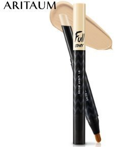 Cover Natural Stick (Aritaum Full Cover Stick Concealer, Natural Beige, 0.7 Ounce)