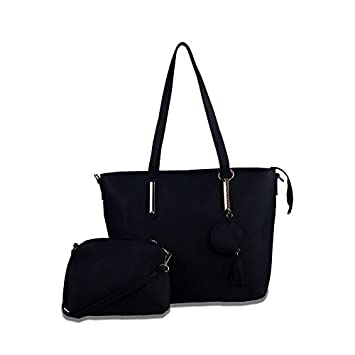 17a5186ac33a Buy Femiga Women Top Handle Stylish Handbags-Blue(HNB099-BLUE) Online at  Low Prices in India - Amazon.in