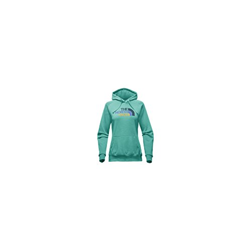 57c1949be The North Face Women's Half Dome Hoodie - Bristol Blue & Blue Coral Multi -  S