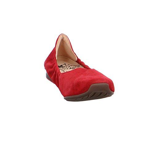 Pensare Ballet Flats Women's 5 82175 Ballerine Rosso 70 Red 70 2 Think Red Rosse 82175 5 Delle 2 Donne 1ACqRwx