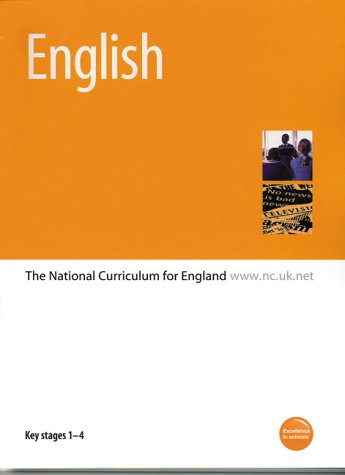 English: The National Curriculum for England - Key Stages 1-4 pdf epub