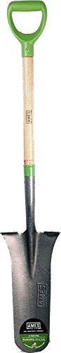 - The Ames Companies, Inc 2531700 Drain Spade with Hardwood Handle, 16-Inch