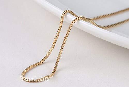 (Kaputar 2018 Xmas Mi Disc My Coin/Locket Pendant Holder/Chain for DIY Crystal Necklace | Model NCKLCS - 19326 |)