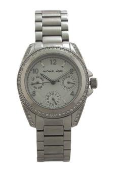 Michael Kors Womens MK5612 – Blair Chronograph Mini
