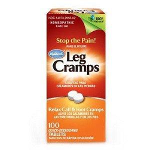 , Crampes dans les jambes, 100 comprimés de Hyland