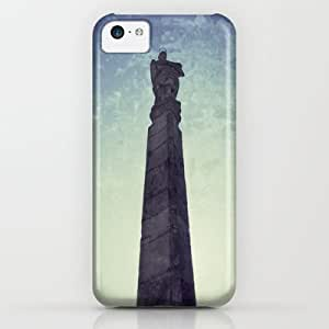 Society6 - Ancient Stone Column iPhone & iPod Case by Martin Llad?3