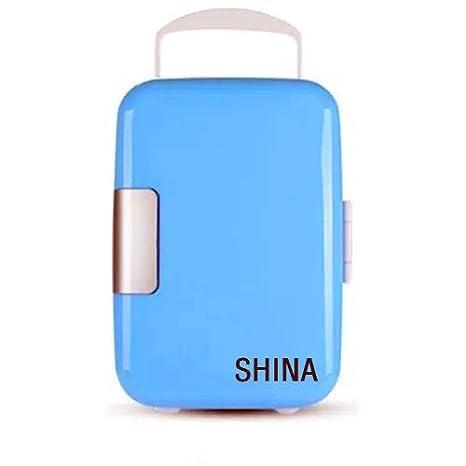 SHINA Mini-Nevera portátil 4L para el hogar, oficina, coche o ...