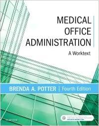 Medical Office Administration - E-Book: A Worktext, 4th Edition - Original PDF