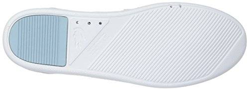 Lacoste Men's L.ydro Lace Sneakers,NVY/White Textile,10.5 M US by Lacoste (Image #3)