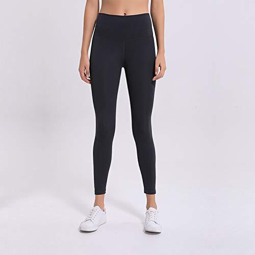 Para El Color Entrenamiento Casual Uso Cjjc Medias Simple Correr Diario Mujeres Opcional De Pantalones Black Yoga Puro Deportivos Cintura Alta Las Leggings YxTzOCTqw