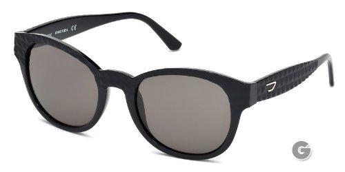 Diesel DL0045 Sunglasses DL 0045 Color 01N - Eyewear Dl