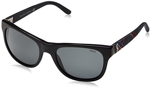 Ralph Lauren Polo Lunettes de soleil 4091 Pour Homme Vintage Black / Dark Grey 549987