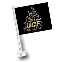 NCAA Central Florida Knights Car Flag Set of 2