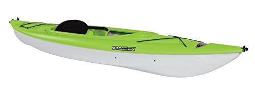 Pelican Summit 100X Kayak, Lime Green/White